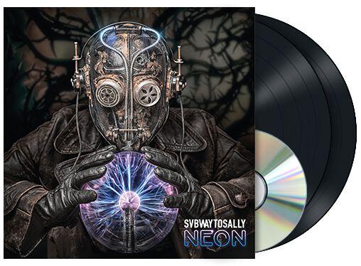Subway To Sally Neon 2-LP & CD Standard