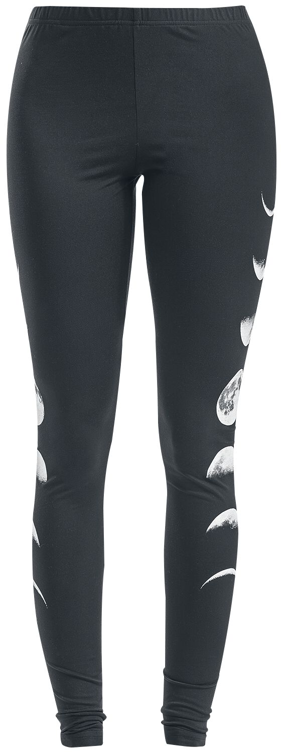 Image of   Gothicana by EMP Artemis Leggings sort