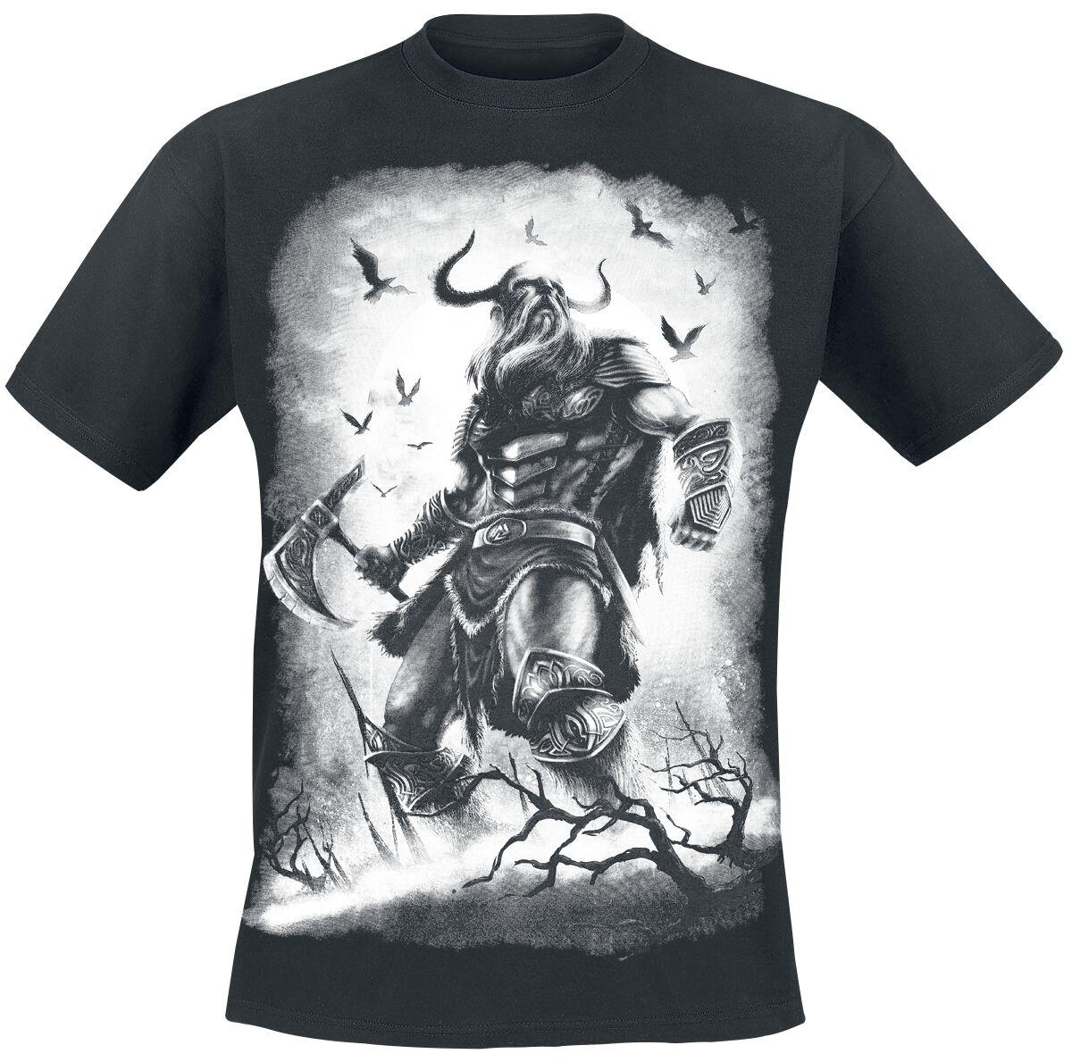 Image of   Black Premium by EMP Battleborn T-Shirt sort