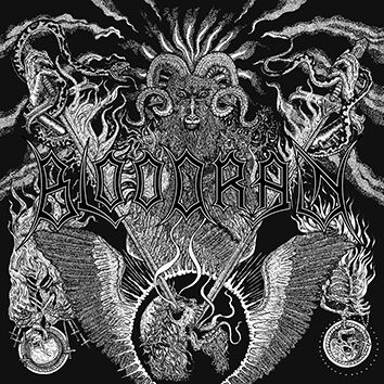 Image of   Bloodrain Bloodrain V: Adora Satanae CD standard