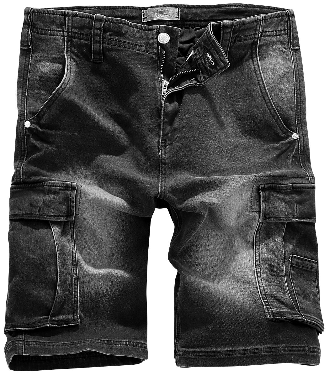 Image of   RED by EMP Army Vintage Shorts Shorts antracit