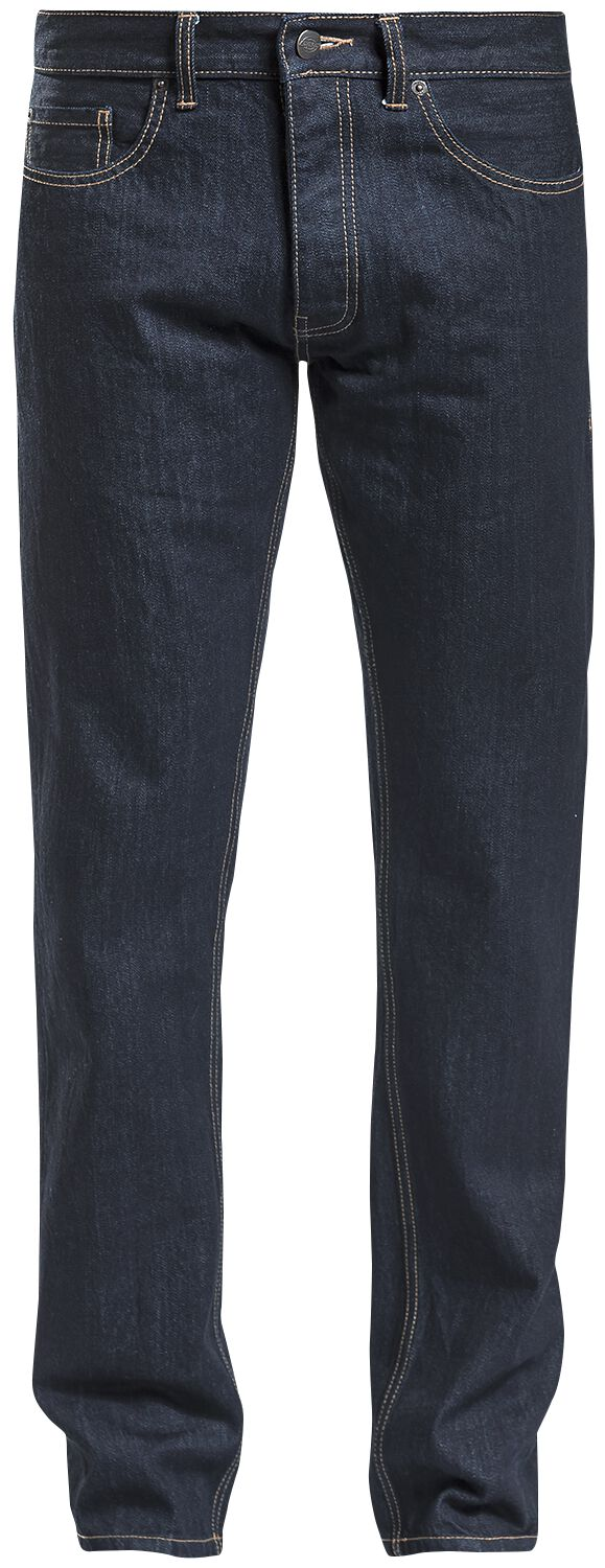Image of   Dickies Michigan Regular Fit Jeans mørk blå