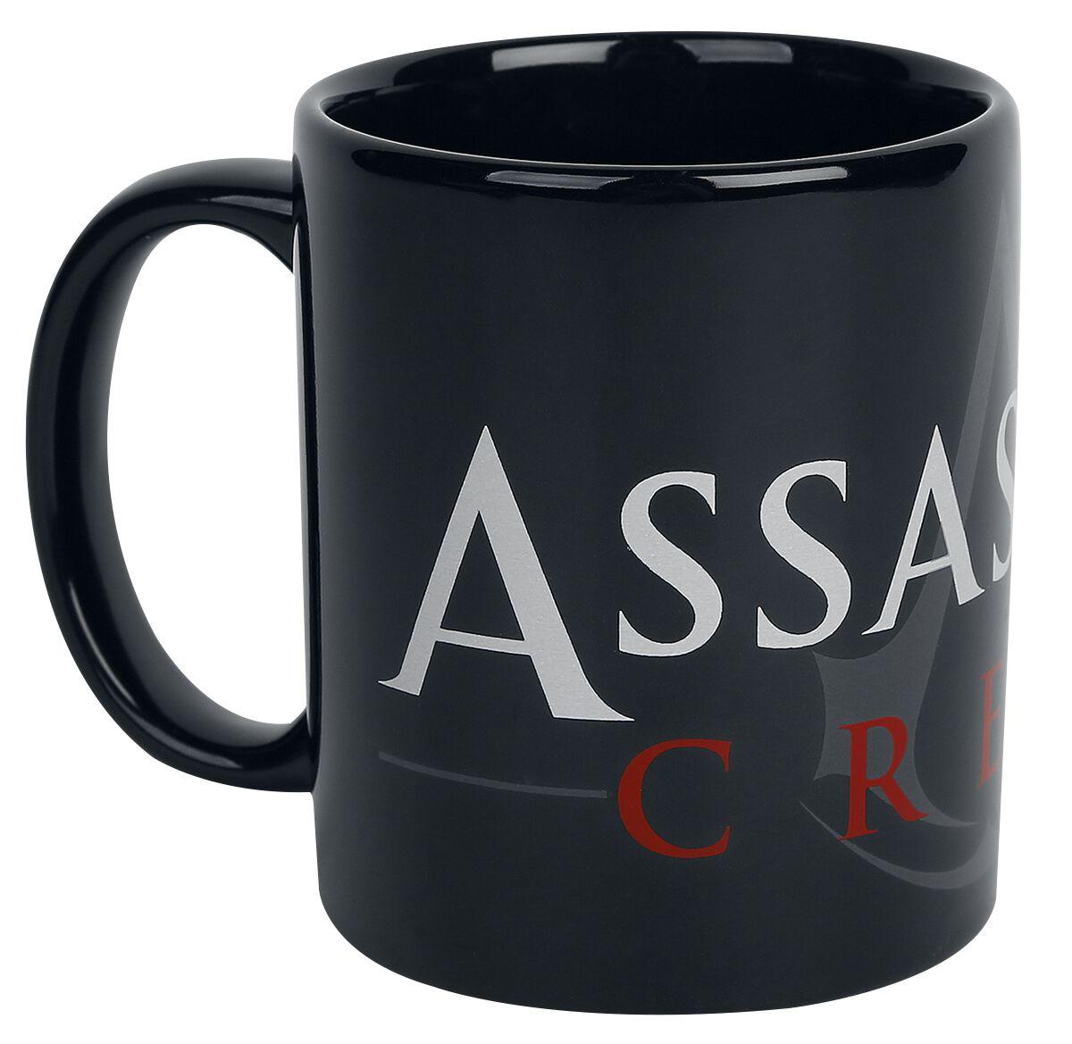 Image of   Assassin's Creed Logo Krus sort