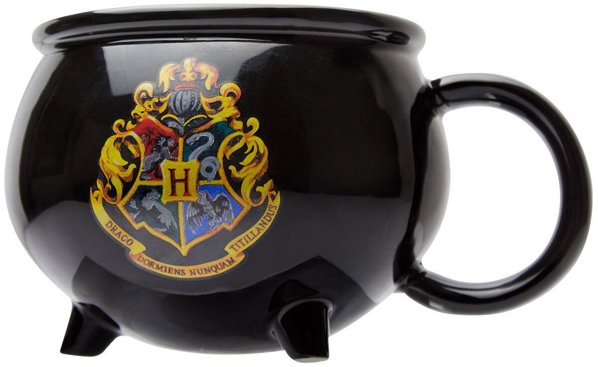Image of   Harry Potter 3D Kessel Krus sort