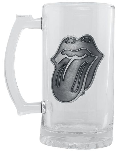 Image of   The Rolling Stones Tongue Ølkrus Standard