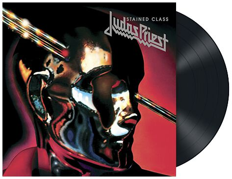 Image of   Judas Priest Stained class LP standard