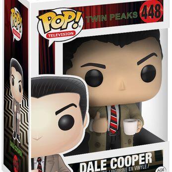 Figurine Pop! Agent Cooper Twin Peaks