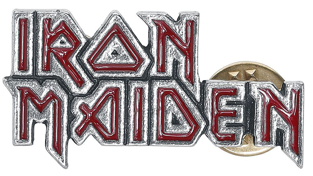Image of   Iron Maiden Logo Nål Standard