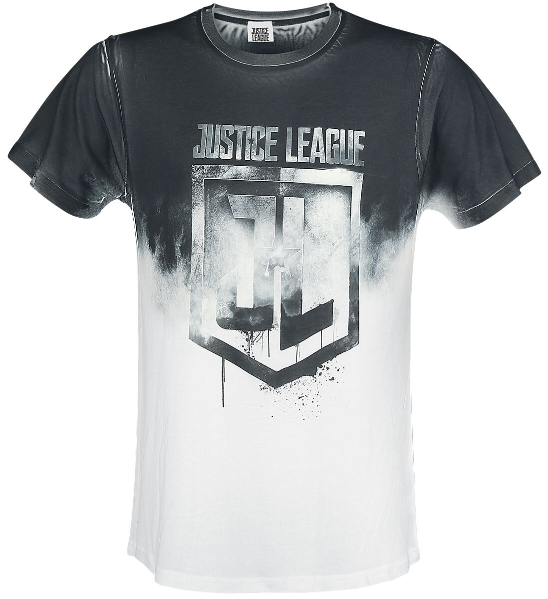 Image of   Justice League Logo T-Shirt multifarvet