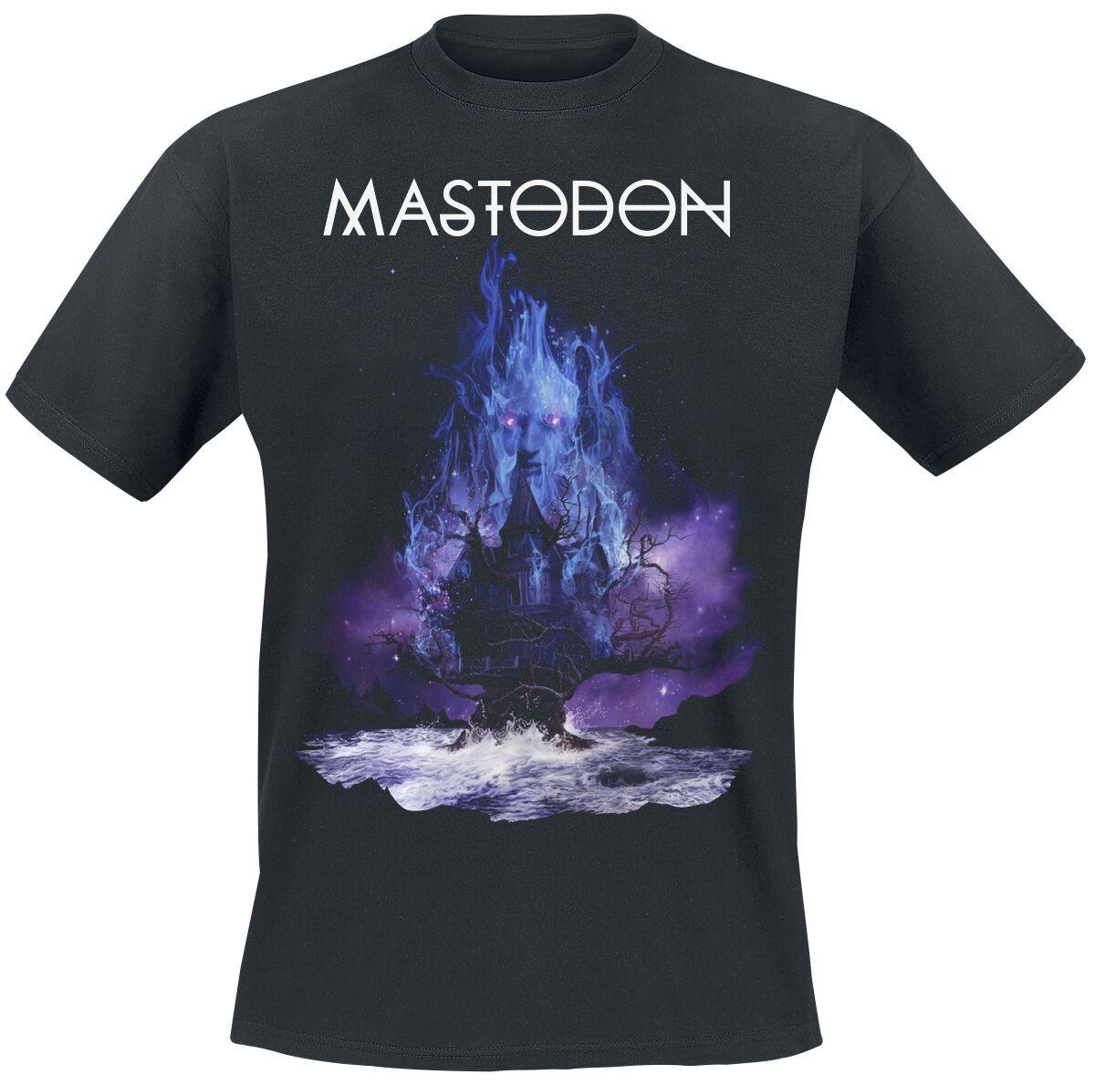 Zespoły - Koszulki - T-Shirt Mastodon Diamond In The Witch House T-Shirt czarny - 351473