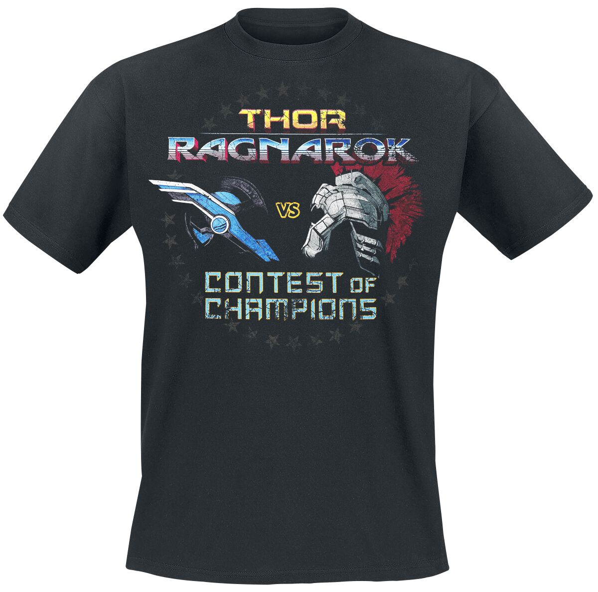 Image of   Thor Ragnarok - Contest Of Champions T-Shirt sort
