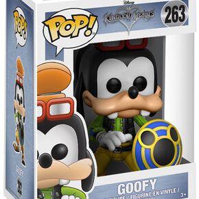 Figurine Pop! Dingo Kingdom Hearts