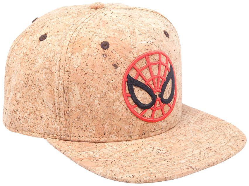 Image of   Spiderman Spidey Cork Snapback Cap multifarvet