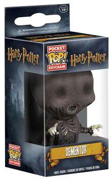 Image of   Harry Potter Dementor Nøglering Standard