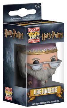 Image of   Harry Potter Dumbledore Nøglering Standard