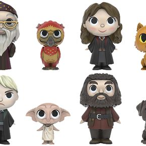 Harry Potter Mystery Mini Blind - Harry Potter Figurine de collection Standard