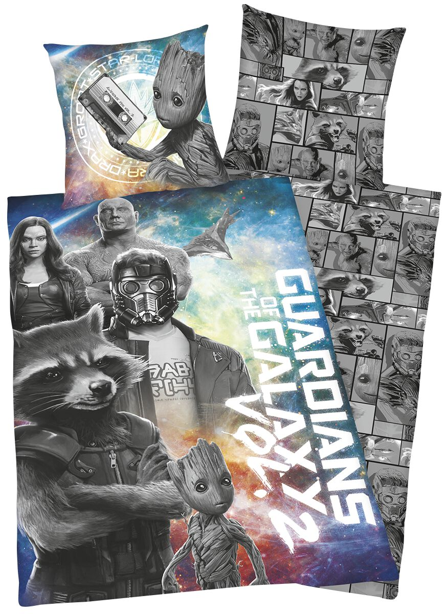 Image of   Guardians Of The Galaxy 2 - Characters Sengesæt Standard