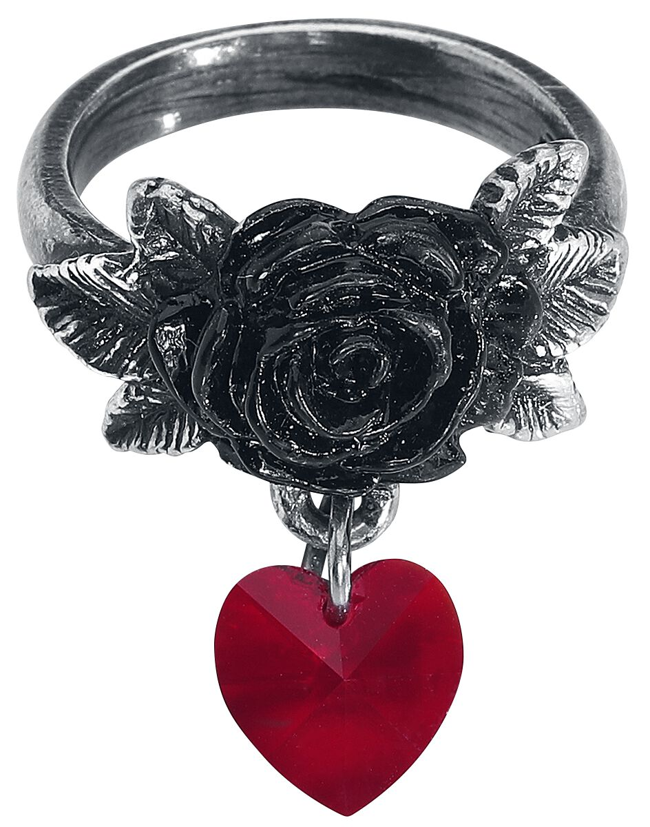 Image of   Alchemy Gothic Cherish Ring Ring Standard