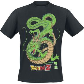 Dragon Ball Z - Shenron T-shirt noir