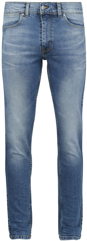 Marki - Spodnie długie - Jeansy Dr. Denim Clark Jeansy niebieski - 352551