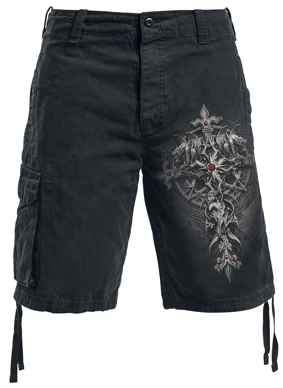 Image of   Spiral Custodian Vintage shorts sort