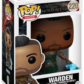 Figurine Elder Scrolls Warden Funko Pop!