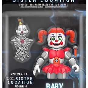 Figurine Articulée Funko Baby Five Nights at Freddy's -13 cm