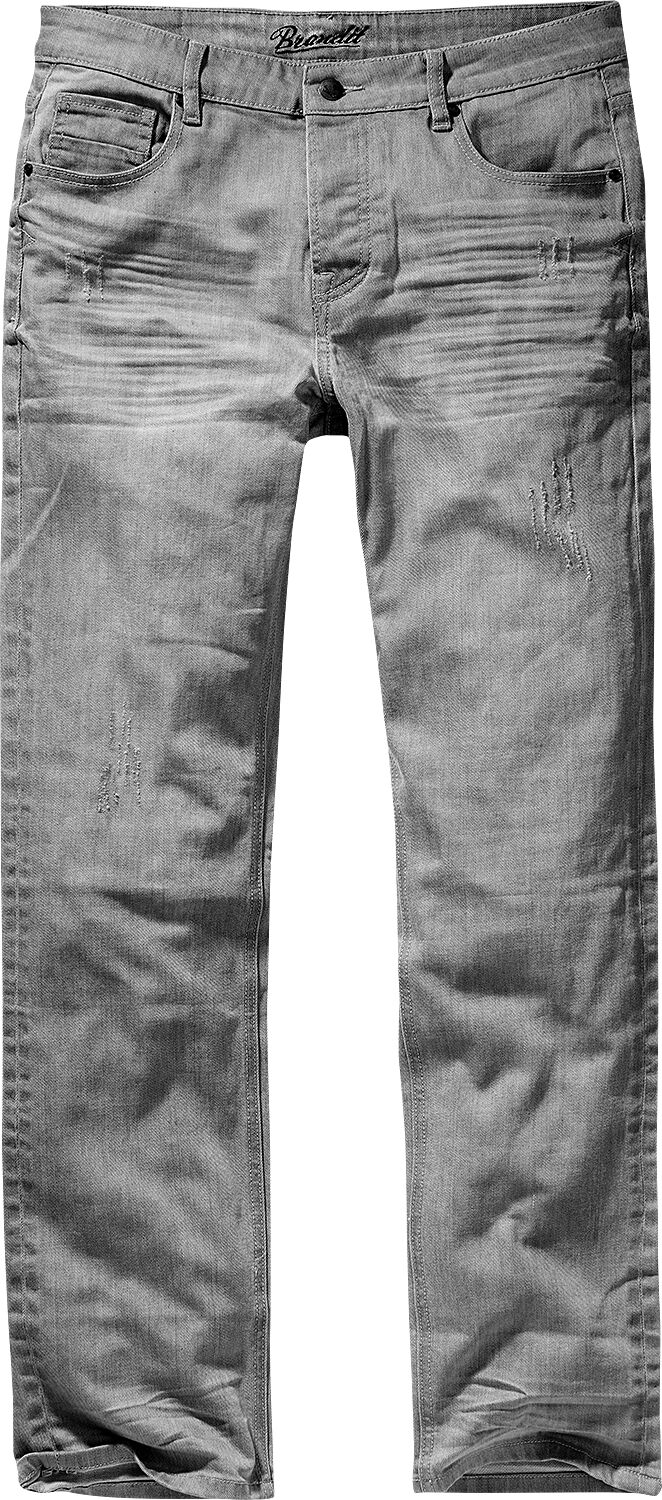 Image of   Brandit Destroyed Jeans Jeans grå