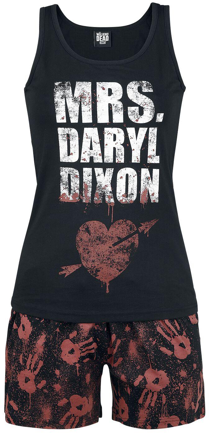 Image of   The Walking Dead Mrs. Daryl Dixon Pyjamas sort