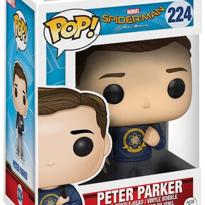 Figurine Funko Pop! Spider-Man Peter Parker
