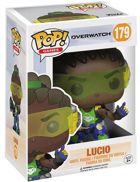 Figurine Pop! Overwatch Lucio