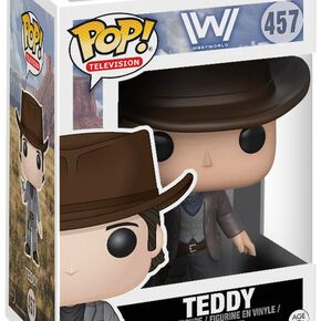 Figurine Funko Pop! Westworld Teddy