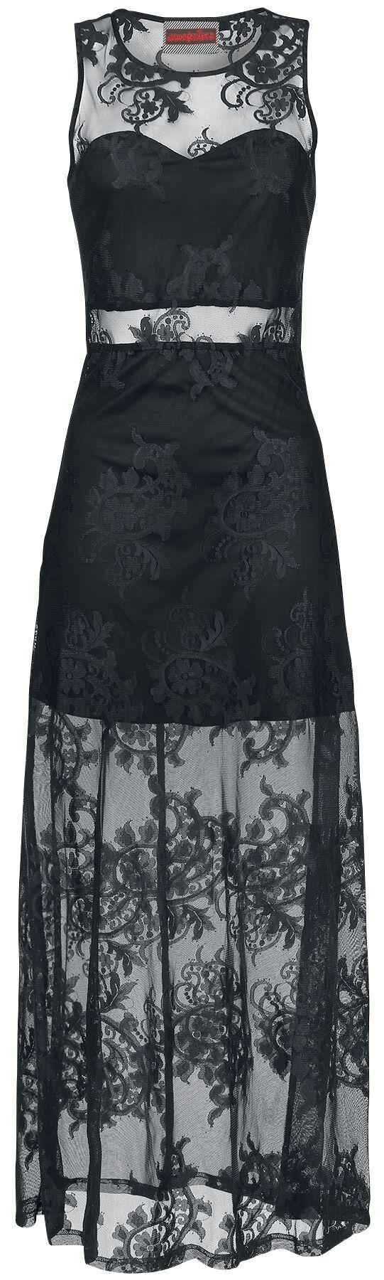 Jawbreaker Barock Pattern Dress Sukienka czarny