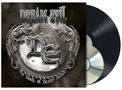Dream Evil The book of Heavy Metal LP & CD Stan...