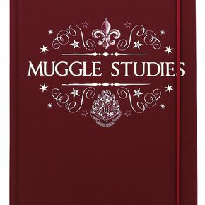 Harry Potter Muggle Studies A5 Notebook
