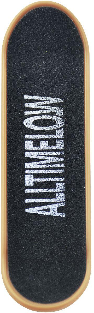 Fun & Trends - Artykuły sportowe - Skateboard All Time Low Last young renegade (Fingerboard) Skateboard wielokolorowy - 354442