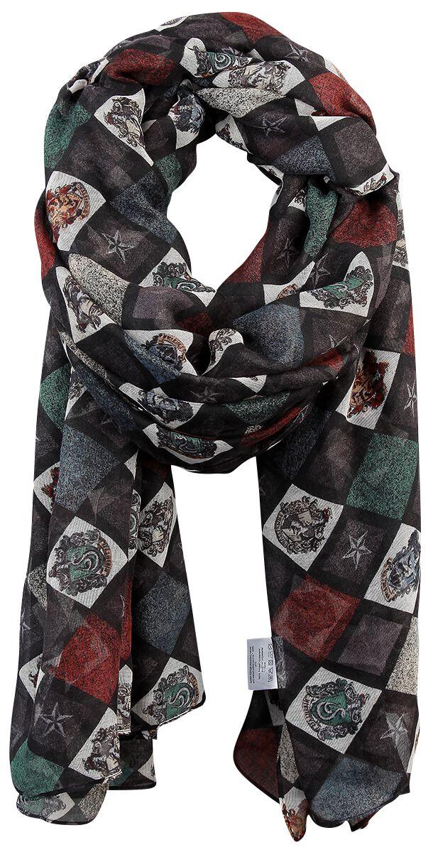 Image of   Harry Potter Crests Halstørklæde multifarvet