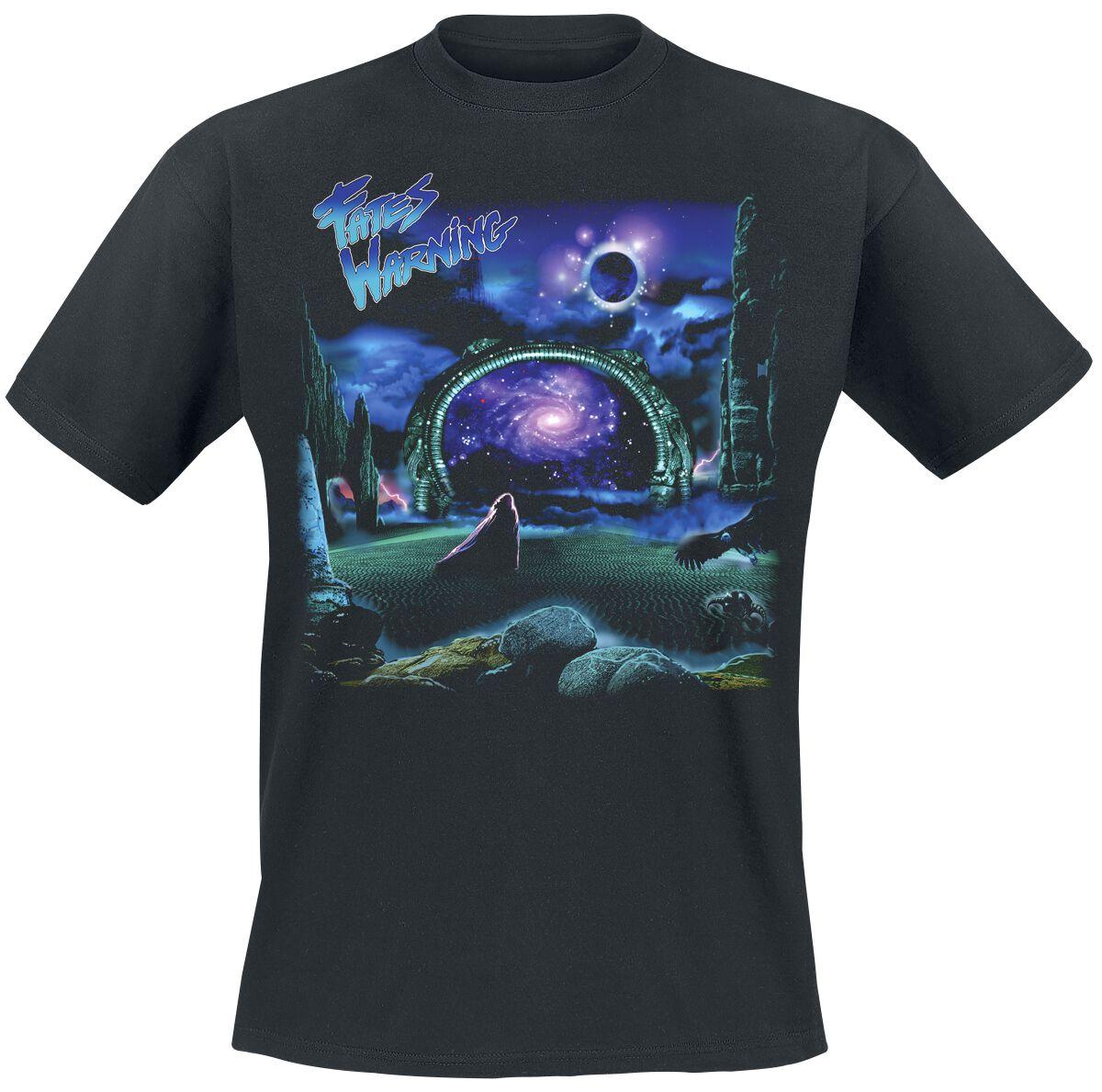 Zespoły - Koszulki - T-Shirt Fates Warning Awaken the guardian - Live T-Shirt czarny - 354500