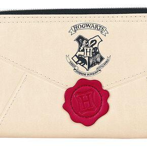 Portefeuille Harry Potter - Lettre de Poudlard