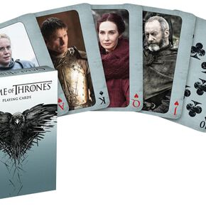 Game Of Thrones Jeu De Cartes Jeu de Cartes Standard