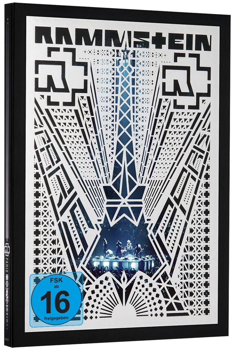 Image of   Rammstein Rammstein: Paris DVD & 2-CD standard