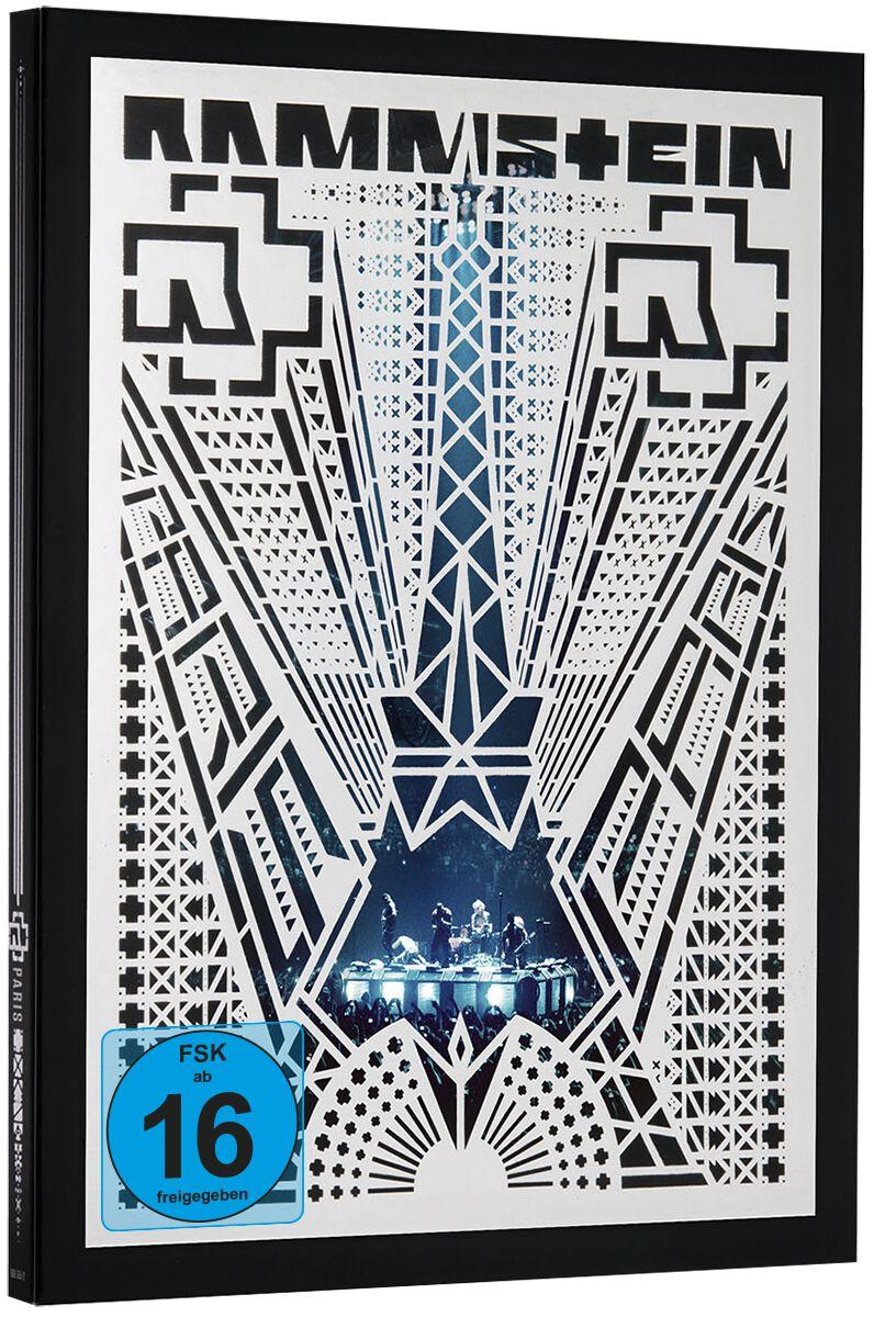 Image of   Rammstein Rammstein: Paris Blu-ray & 2-CD standard