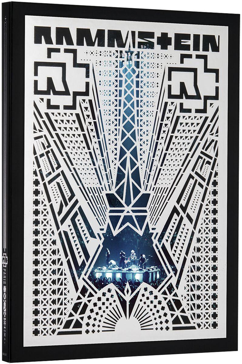 Image of   Rammstein Rammstein: Paris Blu-ray standard