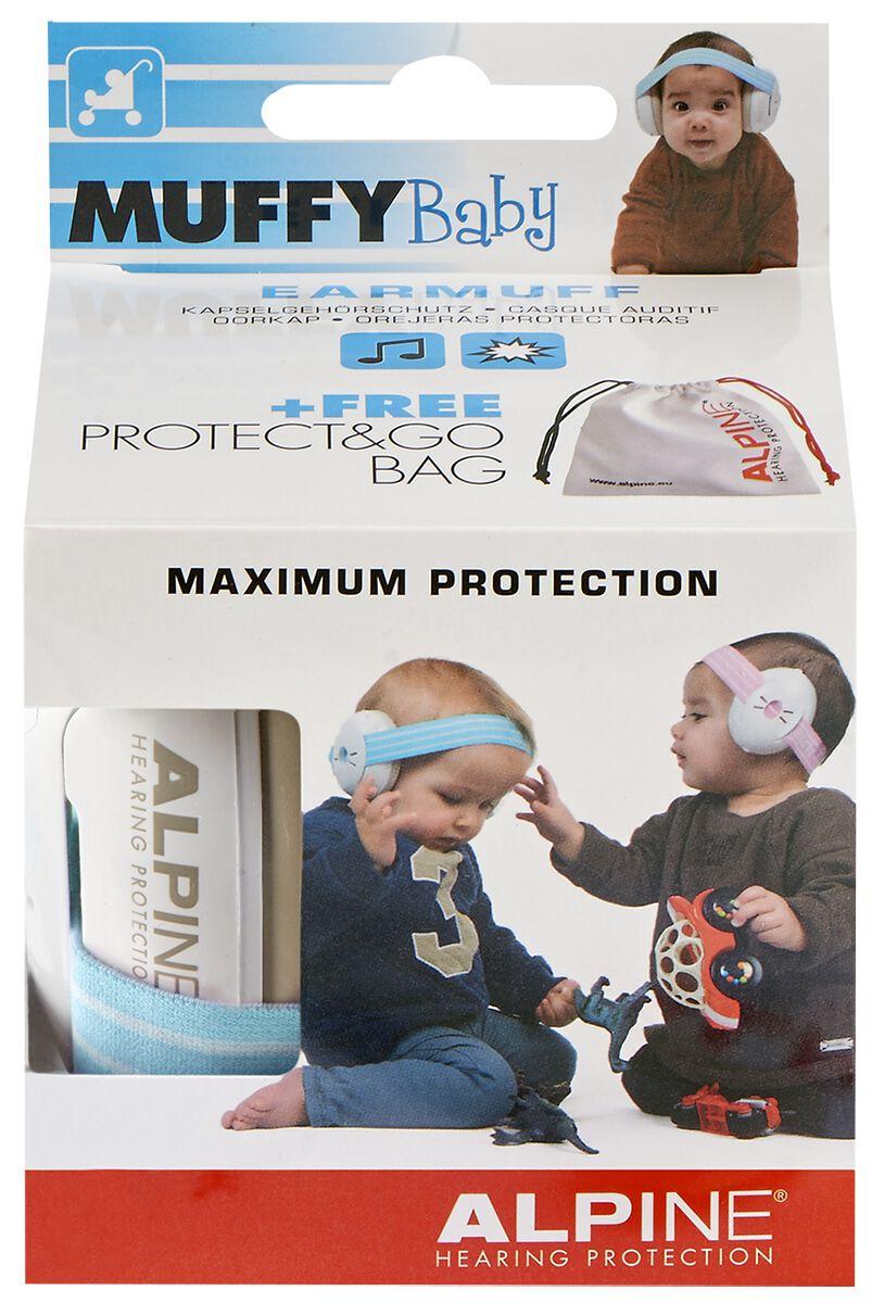 Alpine Muffy Baby Gehörschutz blau
