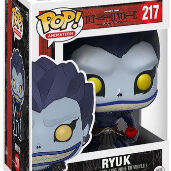 Figurine Pop! Death Note Ryuk