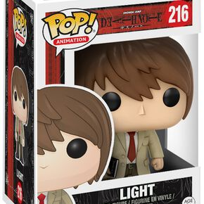 Figurine Funko Pop! Death Note Light