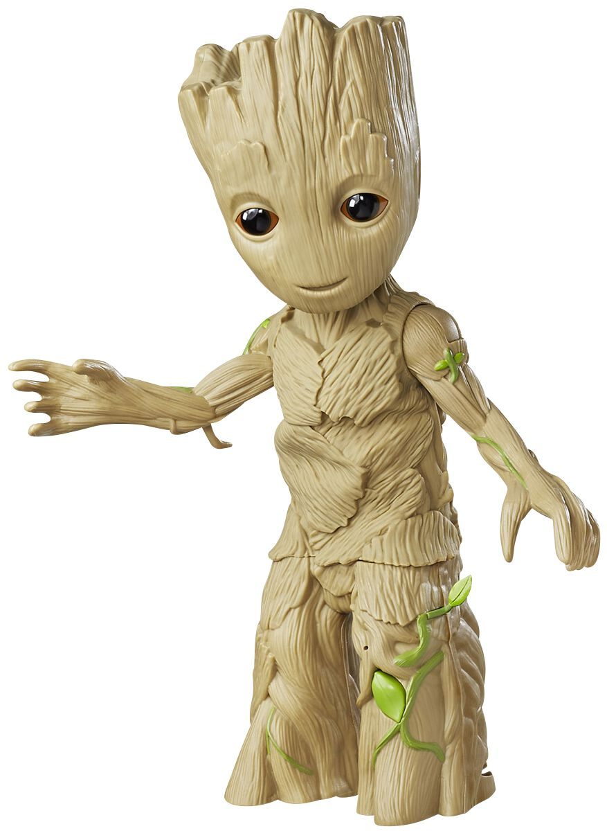 Image of   Guardians Of The Galaxy 2 - Dancing Groot Actionfigur multifarvet