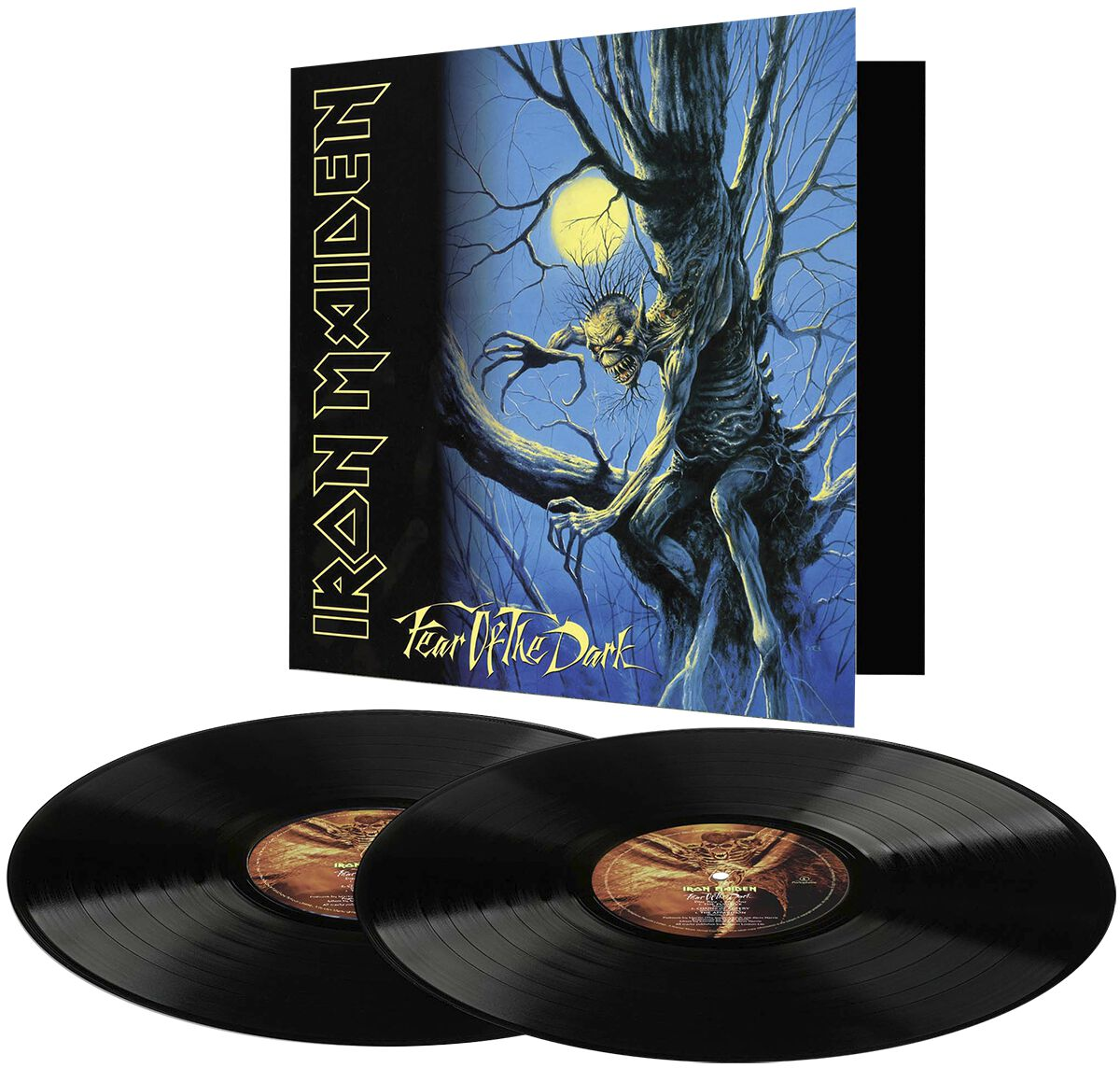 Image of   Iron Maiden Fear Of The Dark 2-LP standard