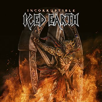 Image of   Iced Earth Incorruptible CD standard
