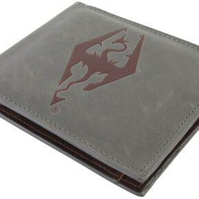 The Elder Scrolls V - Skyrim - Dragonborn Portefeuille gris